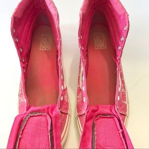 Vans Shoes - Hello Kitty Sk8-Hi Vans